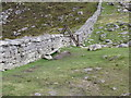 J3228 : Stile over the Mourne Wall at Hare's Gap by Eric Jones