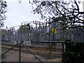 TM2549 : Electricity Primary Sub-Station on Manor Road by Adrian Cable