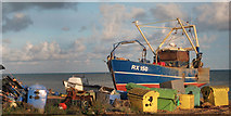 TQ8209 : RX150 at Fishermen's Stade by Oast House Archive