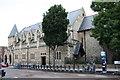 TQ3183 : St Silas's Church, Penton Street by Roger Templeman