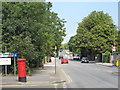 TQ2386 : Claremont Road / Brent Terrace, NW2 by Mike Quinn