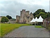 SO5074 : Ludlow Castle by Paul Buckingham