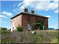 SK8388 : Park Springs farmhouse by Richard Croft
