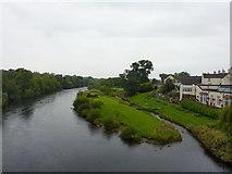 NZ2115 : River Tees, Piercebridge by Alexander P Kapp
