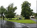 NZ1716 : Village green, Gainford by Alexander P Kapp