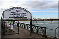TQ7569 : Thunderbolt Pier, Chatham Historic Dockyard, Kent by Christine Matthews