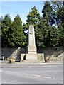 NZ2289 : War Memorial, Longhirst by Maigheach-gheal