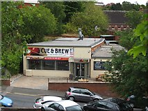 SO8376 : Cue & Brew Sports Bar, Prospect Hill, Kidderminster by P L Chadwick