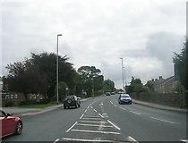 SE2040 : New Road Side - looking towards Rawdon by Betty Longbottom