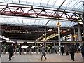 TQ3280 : London Bridge station - concourse development by Stephen Craven