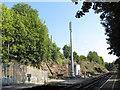 TQ3556 : Transmitter at Woldingham Station by Stephen Craven
