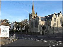 TQ3303 : St Mark's Church by Simon Carey