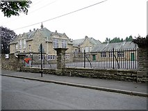 NZ0637 : Wolsingham School & Community College (lower site) by Andrew Curtis
