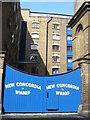 TQ3379 : New Concordia Wharf by Colin Smith