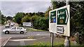 J1667 : Direction signs, Ballinderry by Albert Bridge