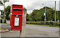 J1667 : Letter box, Ballinderry by Albert Bridge