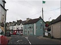 D3115 : The Bridge End Tavern and the Coast Road Inn, Glenarm by Eric Jones