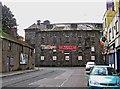 O1333 : Echlin Street looking towards Grand Canal Place, Dublin by L S Wilson