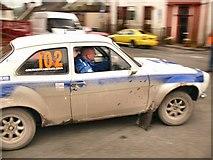 NX4355 : Ford Escort MK1 by Andy Farrington