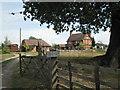 SP2380 : Cornets End Farm  by Robin Stott