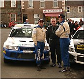 NX4355 : Post Race Discussions by Andy Farrington