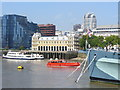 TQ3380 : Billingsgate Fish Market by Colin Smith