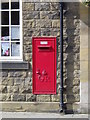 NU2604 : Postbox, Amble by Maigheach-gheal