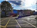 SJ7898 : Entrance to Salford Royal Hospital by David Dixon