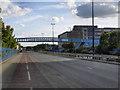 SJ7897 : Bridge over Tenax Road by David Dixon