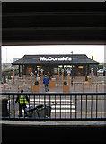 TQ3303 : McDonald's, Brighton Marina by Simon Carey