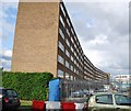 SP0383 : Flats, Metchley Lane by N Chadwick