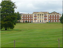 SP6737 : Stowe Park, the school by Graham Horn