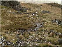 SH5953 : Rhyd-Ddu Path by Trevor Littlewood