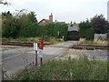 SK6539 : Railway Cottage by Alan Murray-Rust