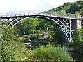 SJ6703 : The Iron Bridge by Robin Drayton