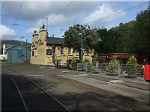 SC4384 : Mines Tavern at Laxey by Richard Hoare