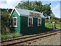 SC4890 : Ballajora station Manx Electric Railway by Richard Hoare