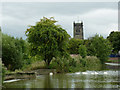SJ7066 : Trent and Mersey Canal at Middlewich, Cheshire by Roger  Kidd
