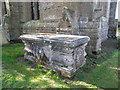 NU2322 : Tomb at Holy Trinity Church, Embleton by Maigheach-gheal