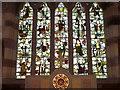 NU2322 : East window, Church of the Holy Trinity by Maigheach-gheal
