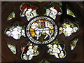 NU2322 : Agnus Dei, Church of the Holy Trinity by Maigheach-gheal