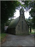 SC4384 : Christ Church Laxey by Richard Hoare
