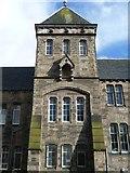 NT2674 : Leith Walk School tower by kim traynor