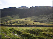 NY2201 : Harter Fell, Eskdale by Peter S