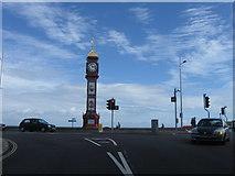 SY6879 : Jubilee Clock, Weymouth by Alex McGregor