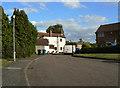 SK6836 : Butler Close, Cropwell Butler by Alan Murray-Rust