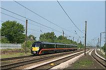 SE4081 : East Coast Main Line, Thirsk by David Robinson