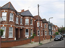 TQ2284 : Acland Road, NW2 by Mike Quinn