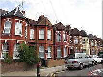 TQ2284 : Linacre Road, NW2 by Mike Quinn