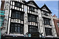 TQ1769 : Ornate front of Jack Wills building by Philip Halling